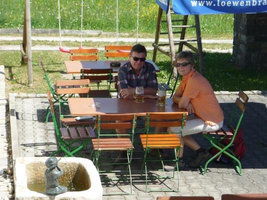 Essen Und Trinken Im Donautal